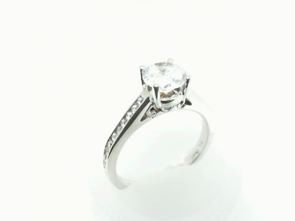 Diamond Engagement Rings by Martin Flyer
