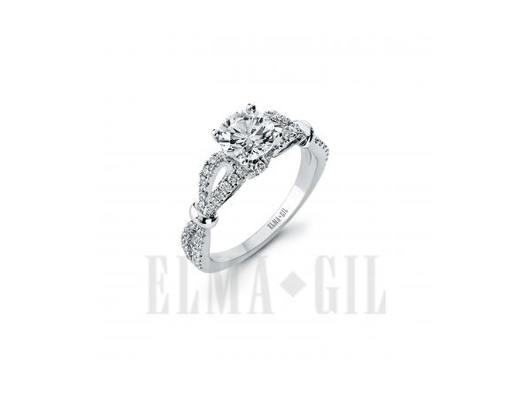 Diamond Engagement Rings by Elma-Gil