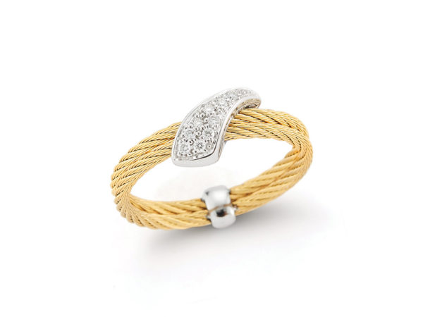 Diamond Fashion Rings by ALOR