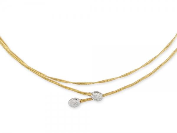 Diamond Necklaces by ALOR