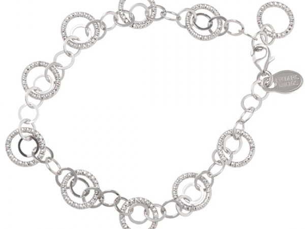 Silver Bracelets by Frederic Duclos
