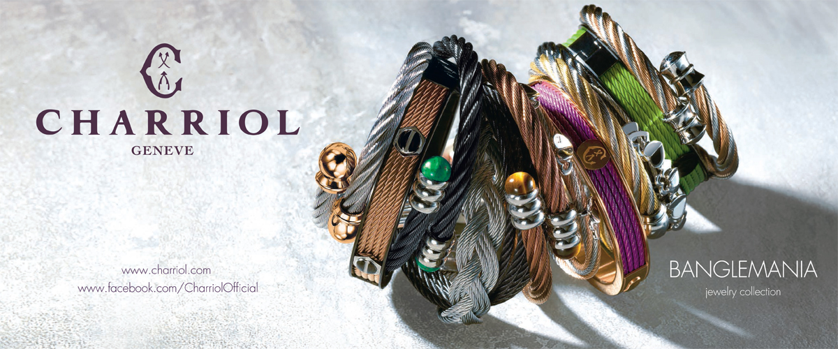 Charriol Available at Chandel Jewelers in New Jersey -