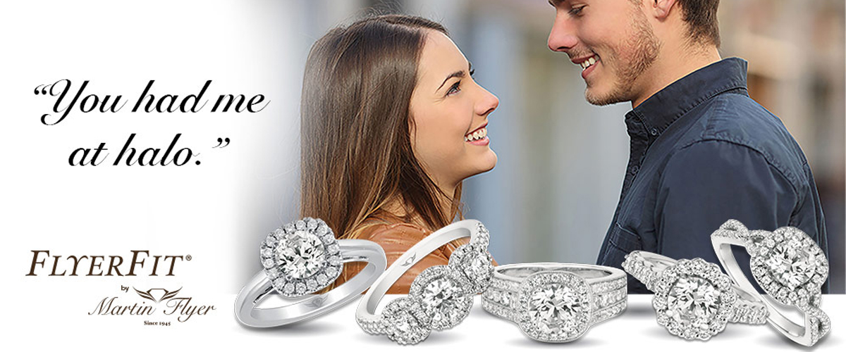 Martin Flyer Jewelry Available at Chandel Jewelers in New Jersey -